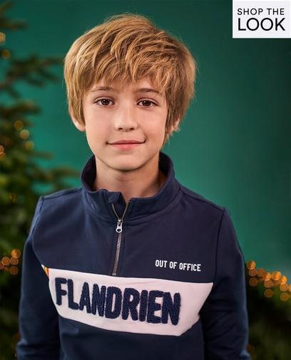 Match dans l'équipe Flandrien